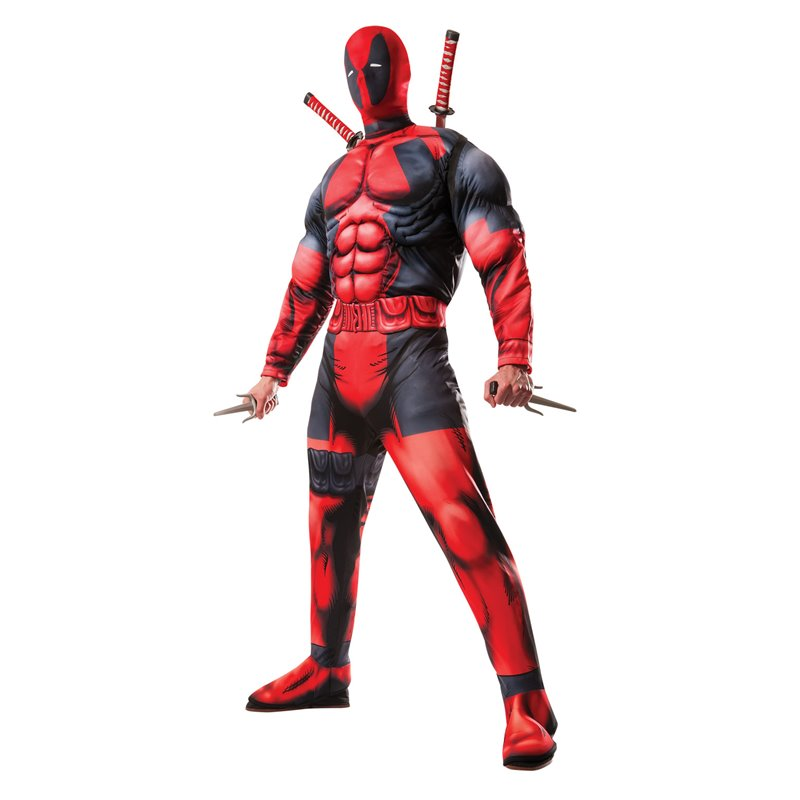 Aποκριάτικη Στολή Deadpool