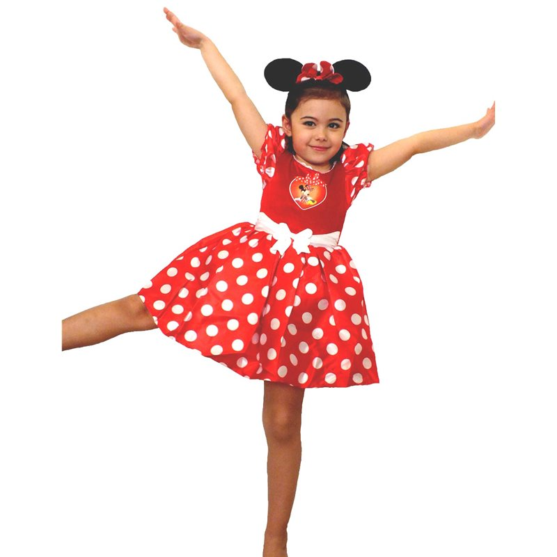 Aποκριάτικη Στολή Minnie