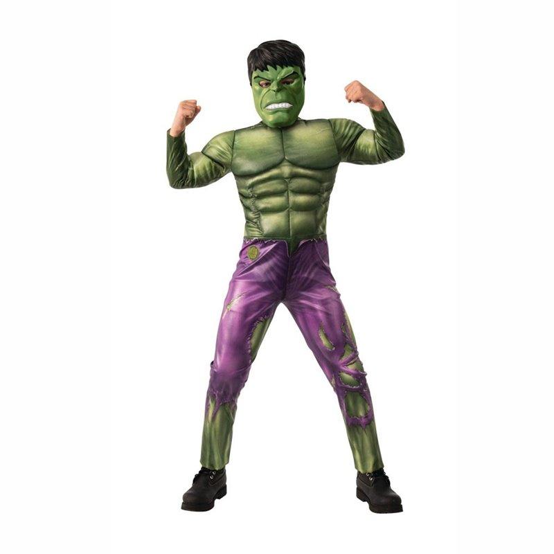Αποκριάτικη Στολή Hulk Deluxe