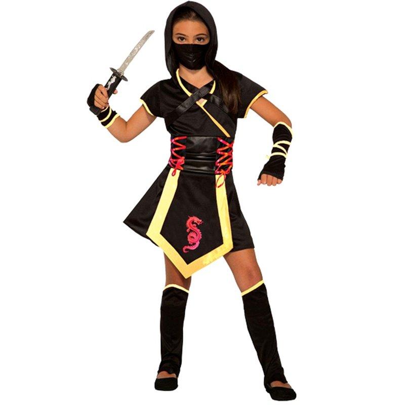 Αποκριάτικη Στολή Ninja