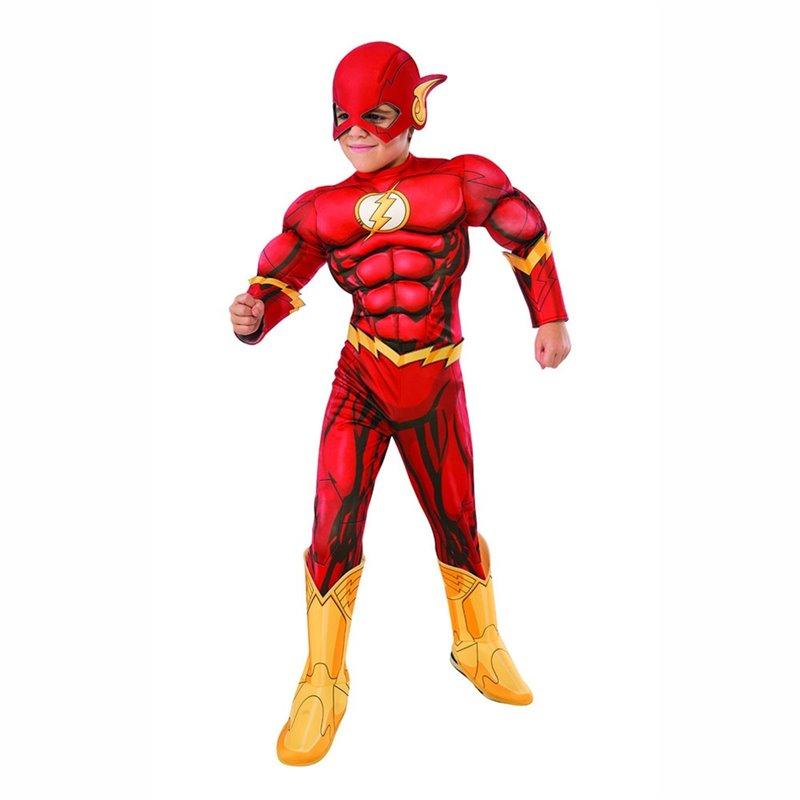 Αποκριάτικη Στολή Flash Deluxe
