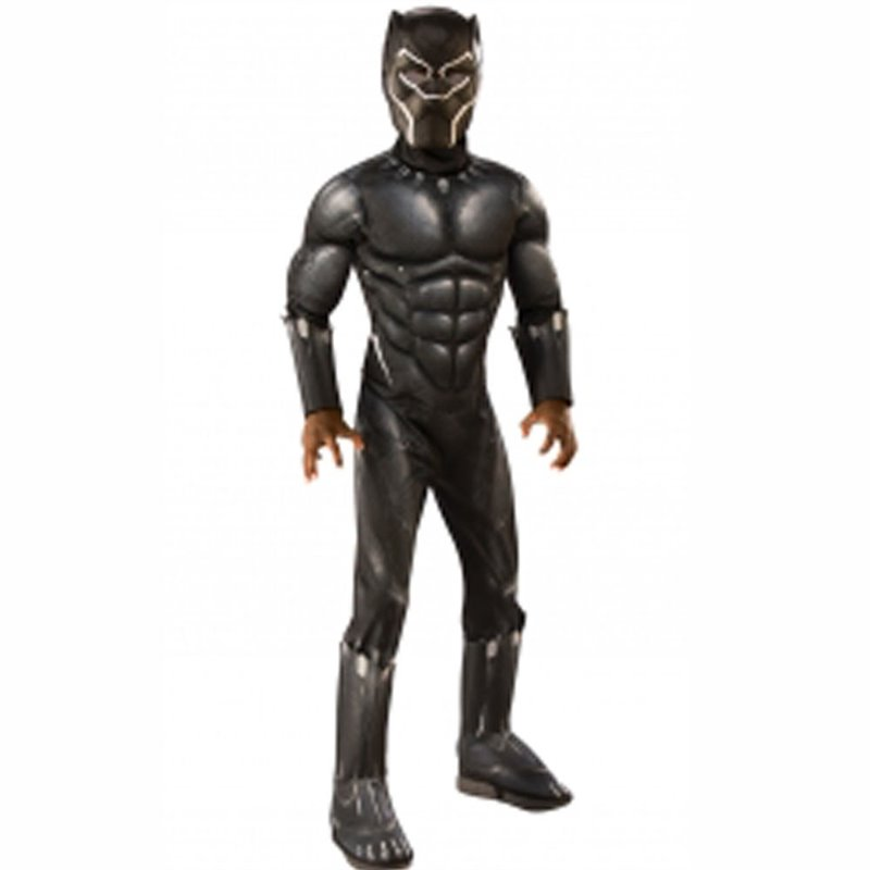 Αποκριάτικη Στολή Black Panther Deluxe