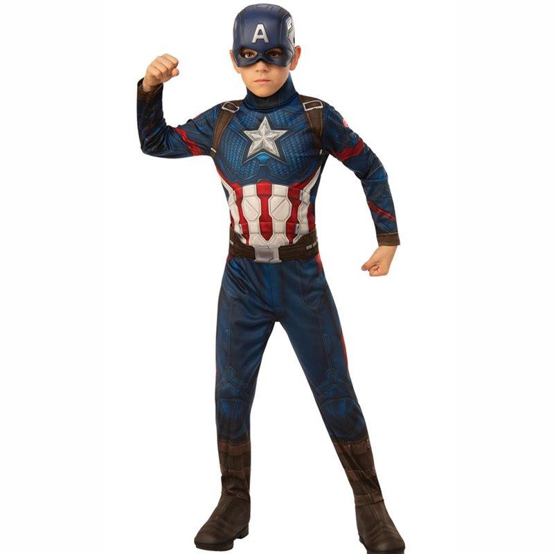 Αποκριάτικη Στολή Captain America Classic