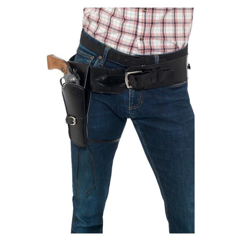 Αποκριάτικο Αξεσουάρ Ζώνη Με Θήκη Για Οπλο Cowboy
