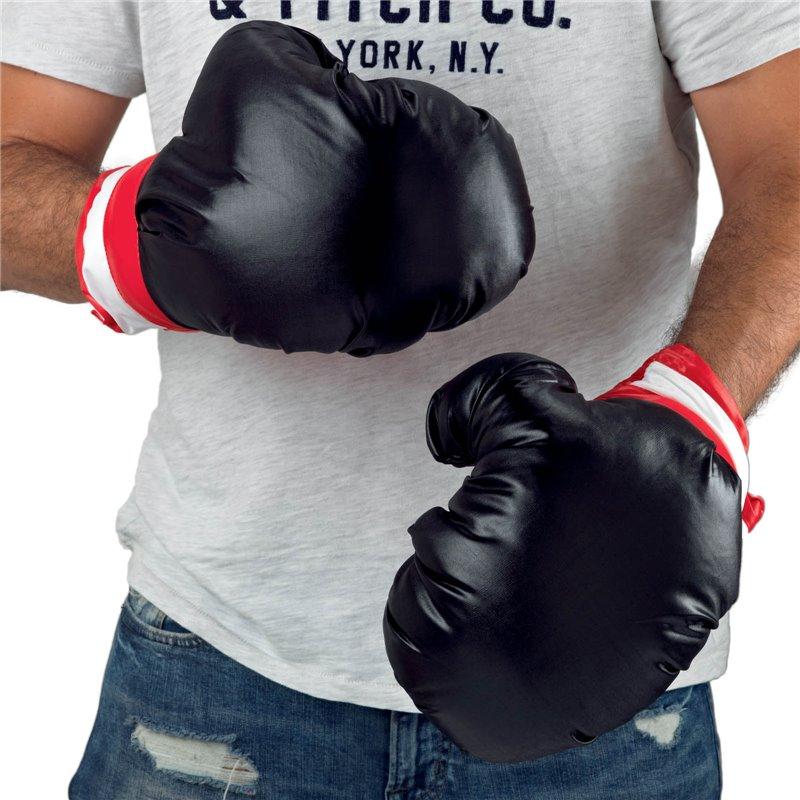 Αποκριάτικο Αξεσουάρ Γάντια Μποξ Ενηλίκων 32 x 32 εκ.