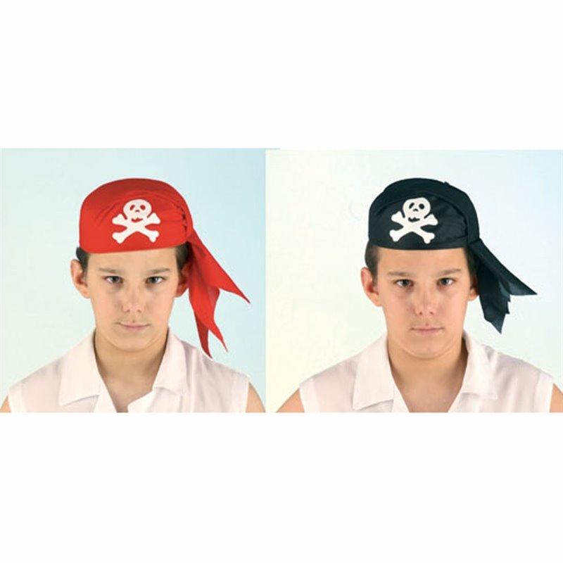 Αποκριάτικο Αξεσουάρ Καπέλο Πειρατή  Παιδικό 2 χρ.