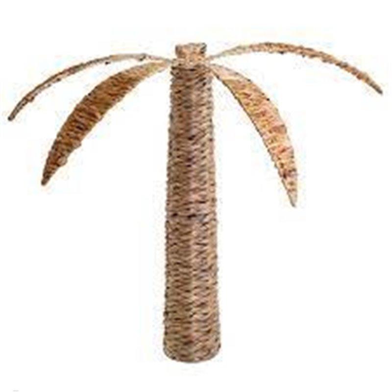 Διακοσμητικό Φοινικόδεντρο Ψάθινο 100x100x80 εκ.