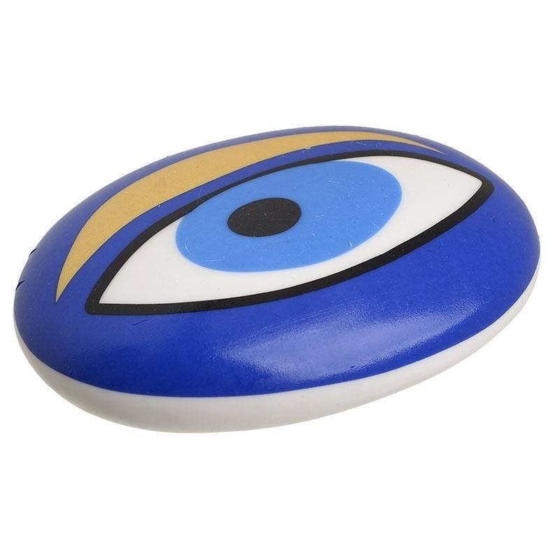 Διακοσμητικό Μάτι Βότσαλο 10x7x2,5 εκ.
