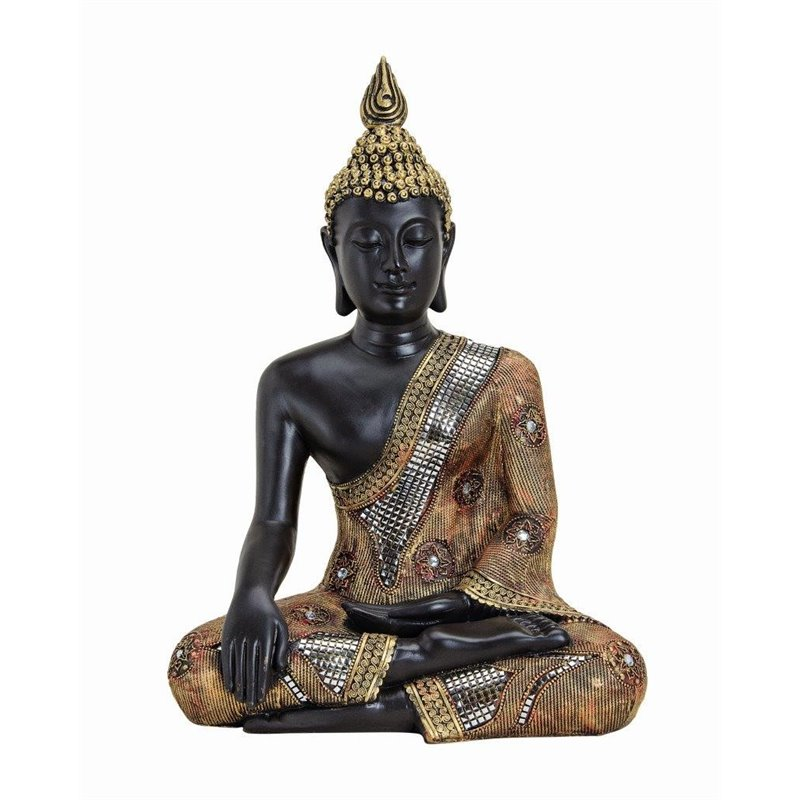 Διακοσμητικό Αγαλματίδιο Βούδας 32x20x45 εκ.