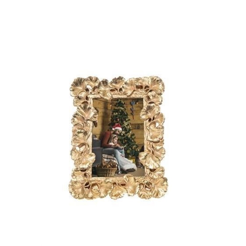 Διακοσμητική Κορνίζα Χρυσή 17x22 εκ.