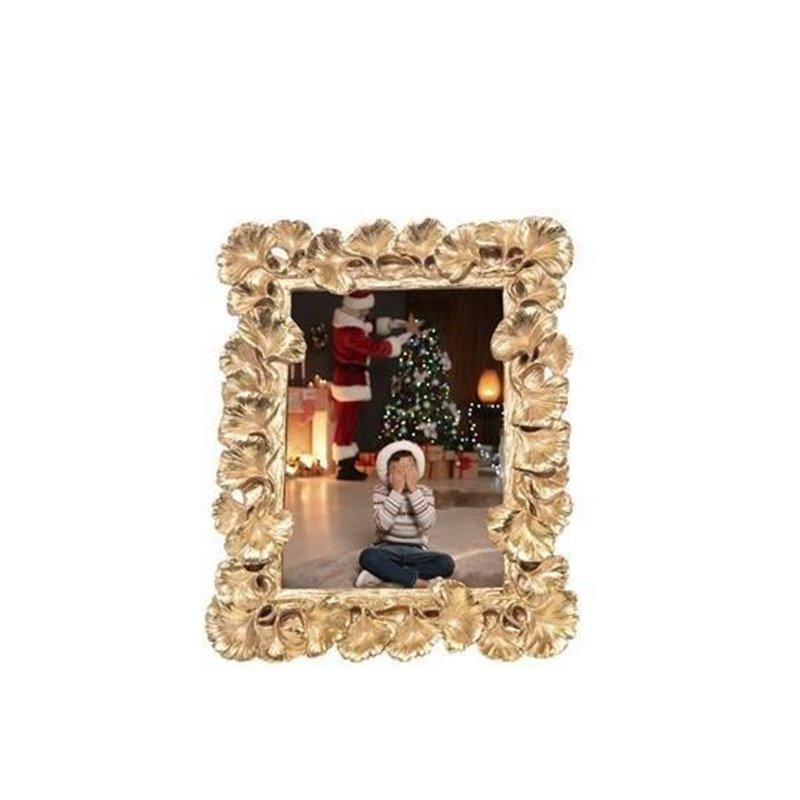 Διακοσμητική Κορνίζα Χρυσή 19x24 εκ.