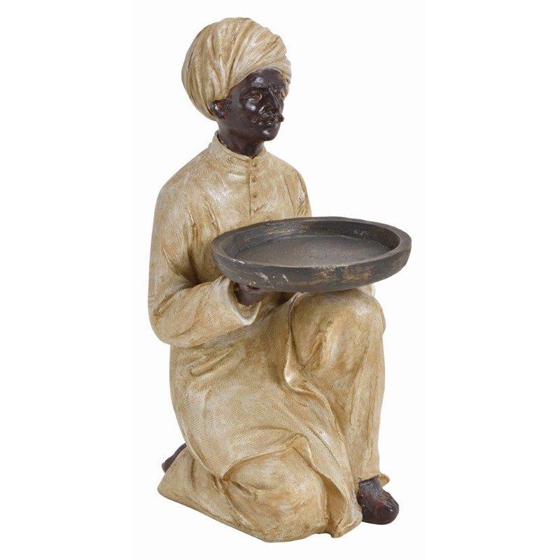 Διακοσμητικό Αγαλματίδιο Αφρικανός 14 εκ.