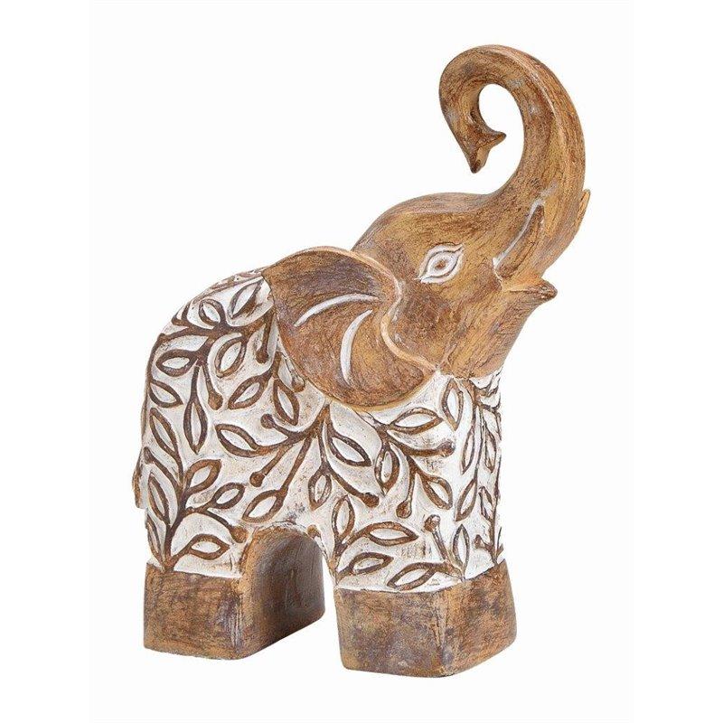 Διακοσμητικό Αγαλματίδιο Ελέφαντας 25 εκ.