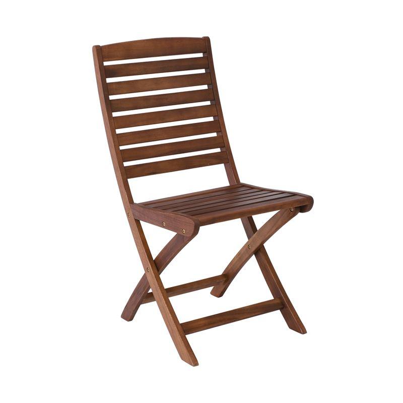 Spot Καρέκλα Κήπου Πτυσσόμενη Ξύλο Acacia 43x54x90 εκ.