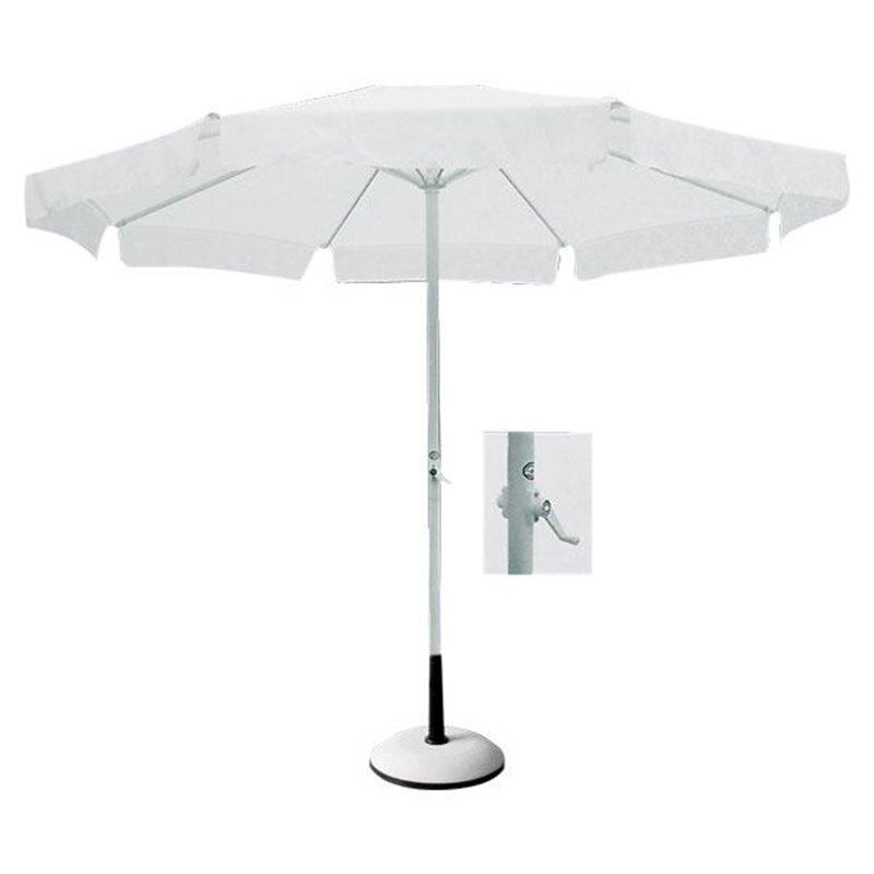 Ομπρέλα Κήπου Αλουμινίο Φ300 εκ.