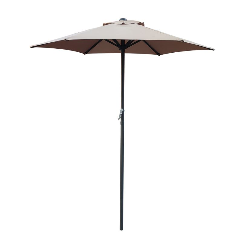 Ομπρέλα Κήπου Αλουμίνιο Φ200 εκ.