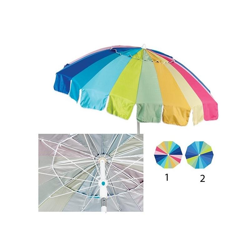 Ομπρέλα Παραλίας Φ200 εκ. 2...
