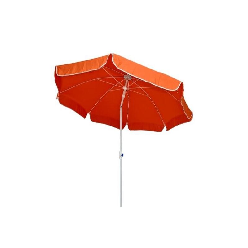 Ομπρέλα Παραλίας Πορτοκαλί...
