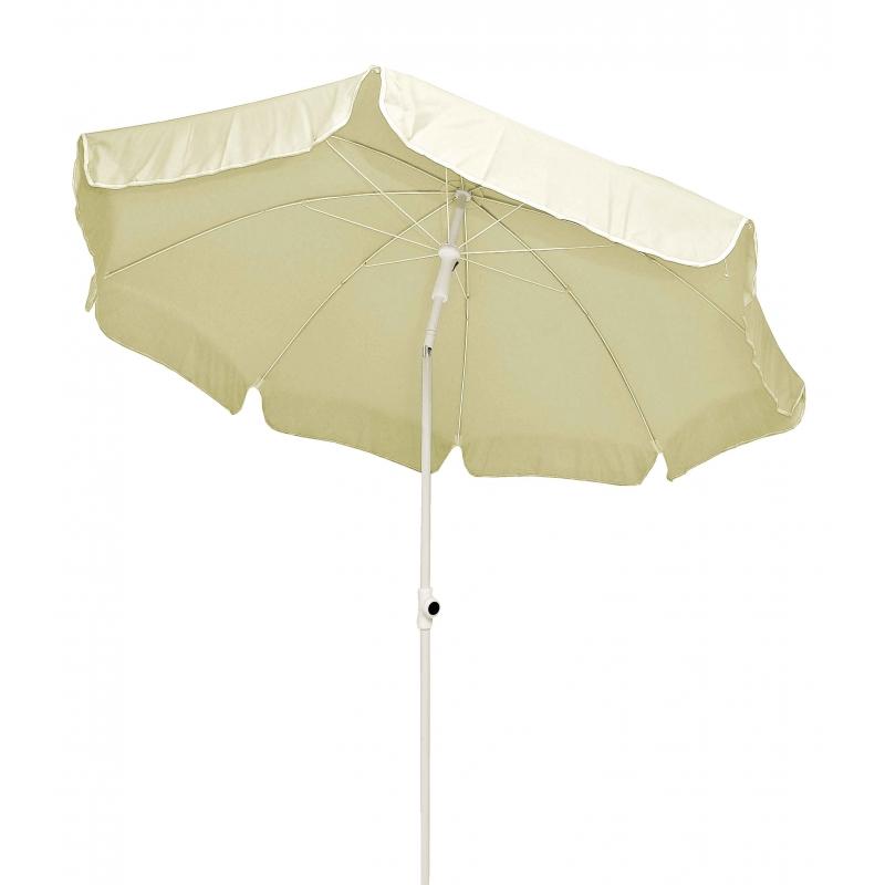 Ομπρέλα Παραλίας Εκρού Φ200...
