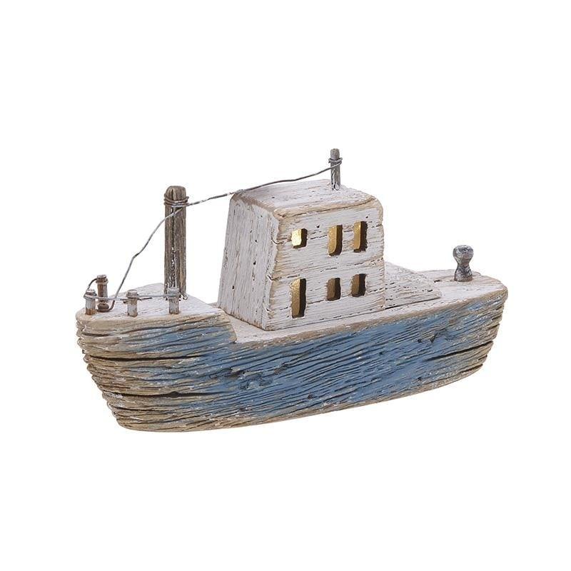 Διακοσμητικό Καράβι με Φώς...