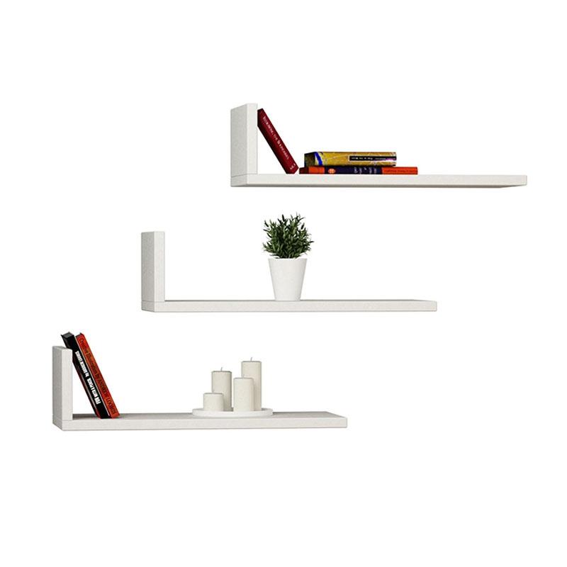 Ραφιέρα τοίχου L-Model...