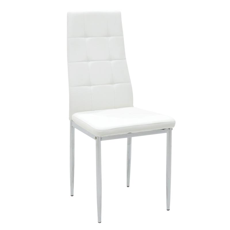 Καρέκλα Cube  μεταλλική...