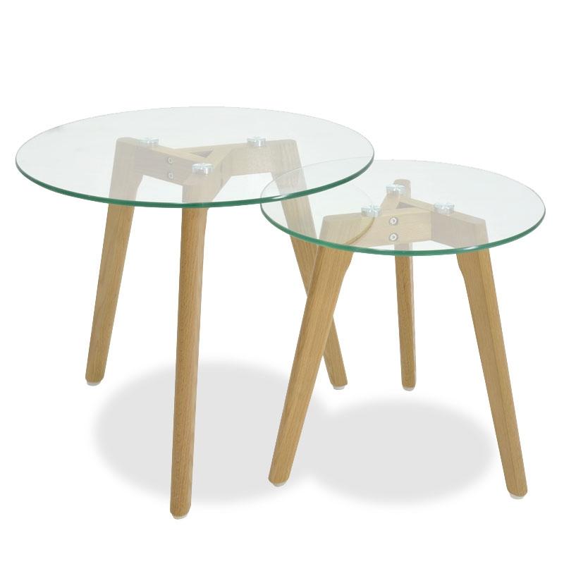 Βοηθητικά τραπέζια σαλονιού...