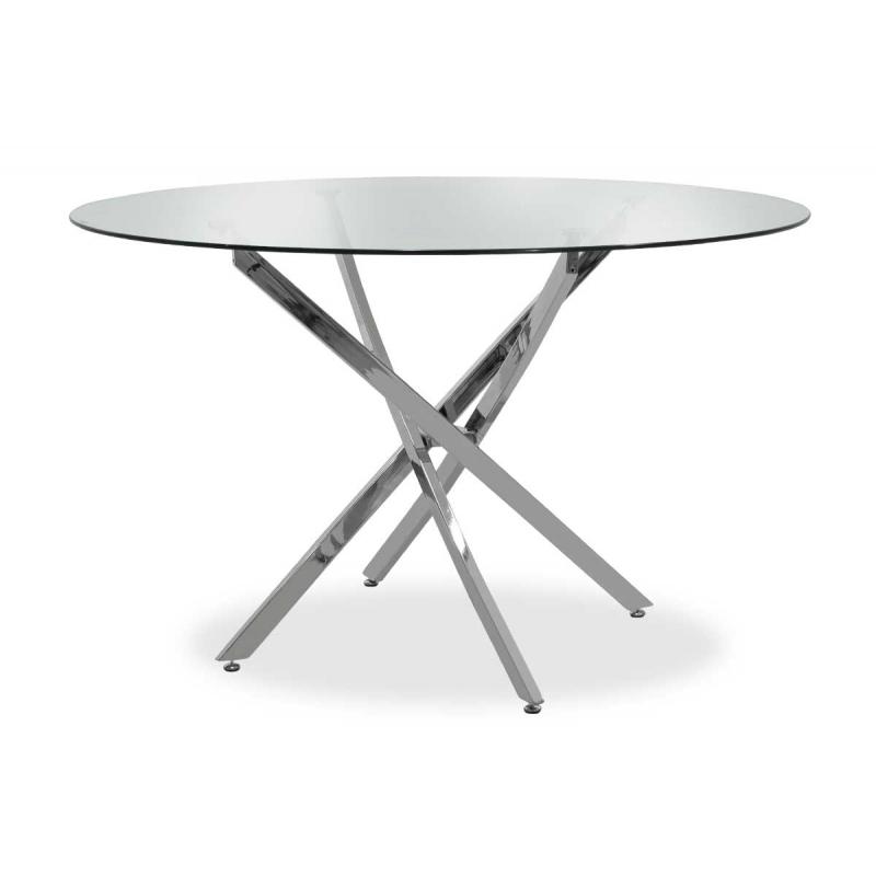 Τραπέζι στρόγγυλο Steve  με...