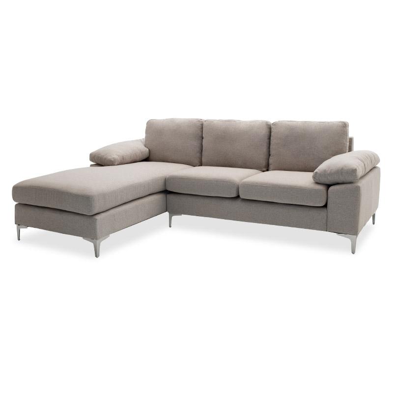Γωνιακός καναπές Cohen  με...