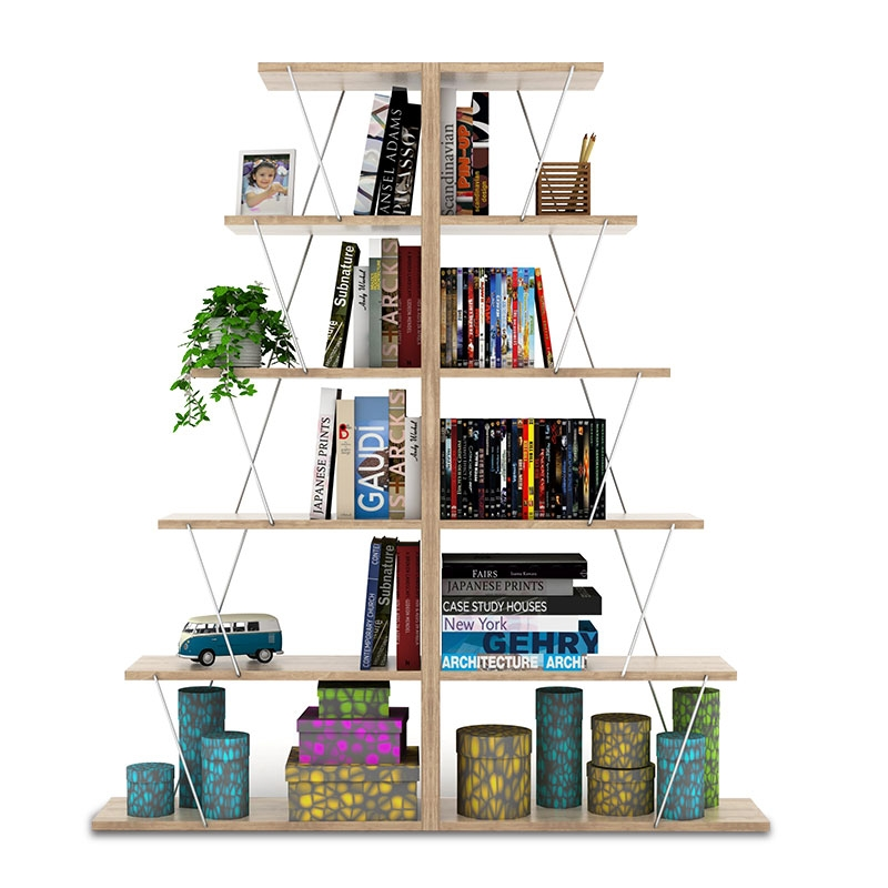 Βιβλιοθήκη mini Tars  χρώμα...