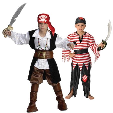 Αποκριάτικες Στολές Πειρατές