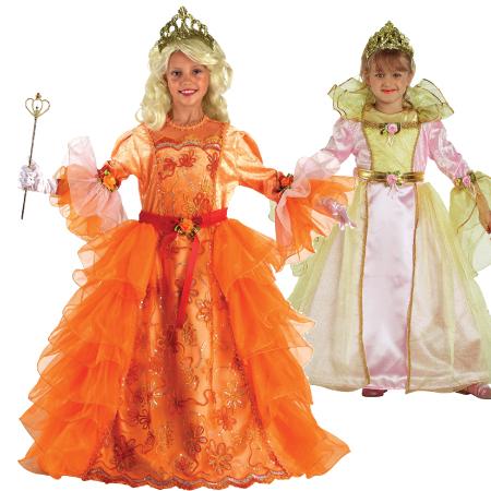 Αποκριάτικες Στολές Πριγκίπισσες-Βασίλισσες