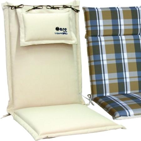 Μαξιλάρια Κήπου Καρέκλας - Πολυθρόνας