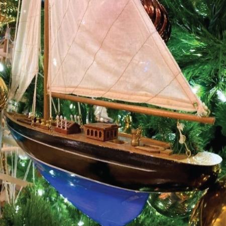 Χριστουγεννιάτικα Καράβια   millenniumeshop.gr