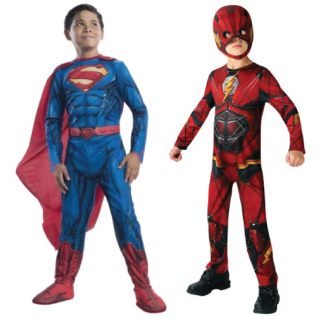 Αποκριάτικες Στολές Super Ήρωες για Αγόρια