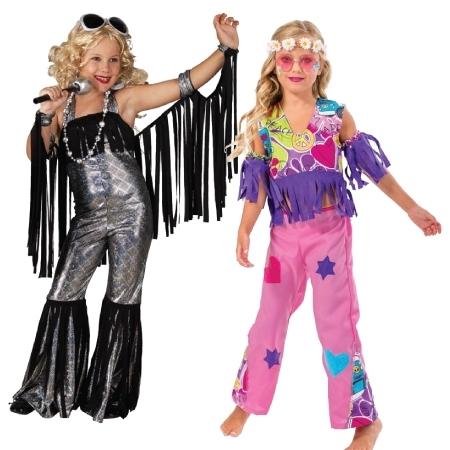 Αποκριάτικες Στολές Disco - Hippie