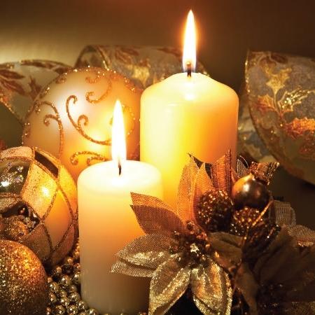 Χριστουγεννιάτικα Κεριά | millenniumeshop.gr