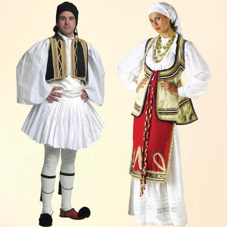 Παραδοσιακές Στολές Ενηλίκων